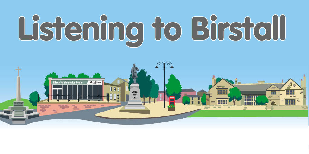 Listening to Birstall