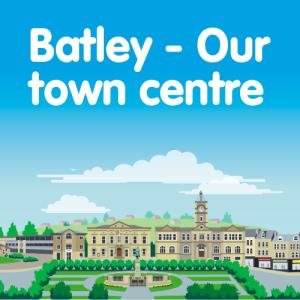 Batley Place Standard digital CM3684.73